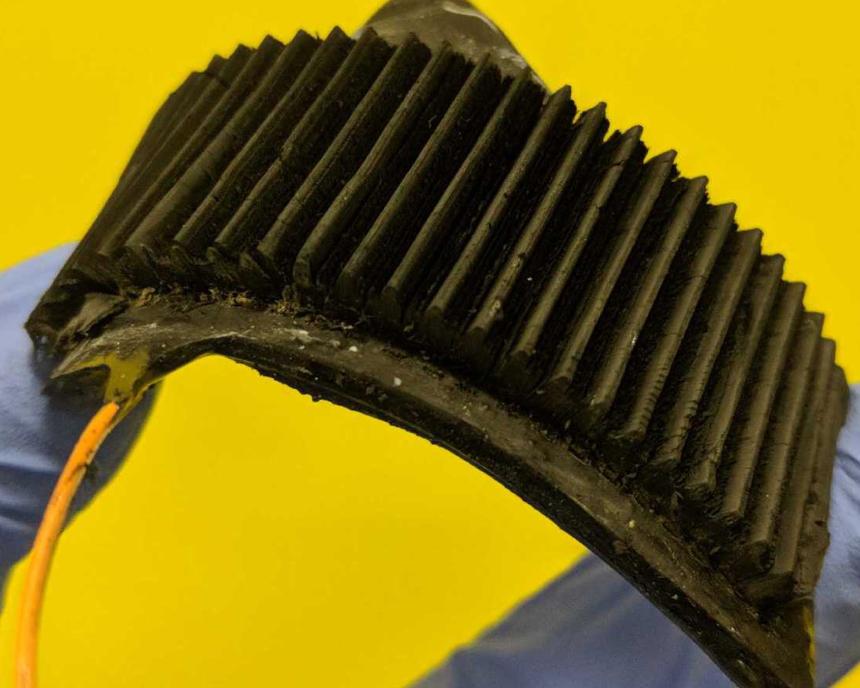 flexible carbon nanotube