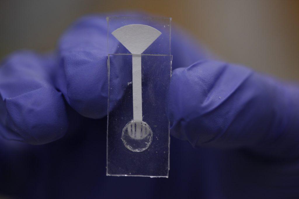 Biomarker sensor