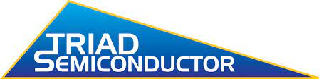 Triad Semiconductor logo featured as Affiliate Industry Member of the ASSIST Center at NCSU